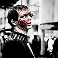 The Fake Zombie Robot by Stwayne Keubrick