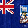 The Falkland Islands Flag by Luis Alvarenga
