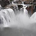 The Falls by Lovina Wright