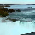 The Falls-oil Effect Image by Tom Prendergast