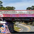 The Famous Graffiti Bridge by Mechala Matthews