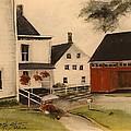 The Farmhouse by Diane Strain