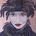 The Feathered Lady by Leonard Filgate