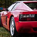 The Ferrari 512 by Eduard Moldoveanu