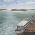 The Ferryman's Break by Jeffrey Oleniacz