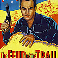 The Feud Of The Trail, Us Poster, Tom by Everett