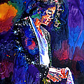 The Final Performance - Michael Jackson by David Lloyd Glover