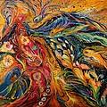 The Fire Dance by Elena Kotliarker