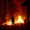 The Fire Starter by Mike McGlothlen