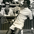 The First Dai Of The Wimbeddon Tennis Tournament Arthur by Retro Images Archive