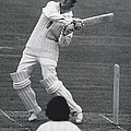 The First Day Of The Second Test - England V. New Zealand by Retro Images Archive