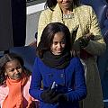The First Lady And Daughters by JP Tripp