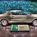 The First Mustang  by Nicholas  Grunas