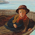 The Fisher Boy by William McTaggart