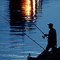 The Fisherman by Karen Beasley