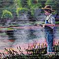 The Fishing Boy by Gary Richards