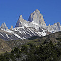 The Fitz Roy Range by Michele Burgess