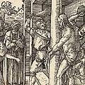 The Flagellation by Albrecht Durer