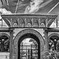 The Flagler College Entrance  by Howard Salmon