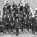 The Flatbush Boys' Club Band by Underwood Archives
