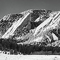 The Flatirons by Guy Whiteley