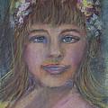 The Flower Girl by Avonelle Kelsey