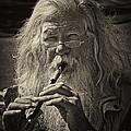 The Flutist by Inge Riis McDonald