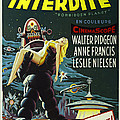 The Forbidden Planet Vintage Movie Poster by Bob Christopher