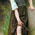 The Ford by William Bouguereau
