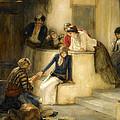 The Fortune Teller by Nikolaos Gyzis