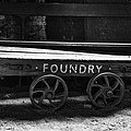 The Foundry Truck by Christine Smart