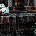 The Fountain And The Teapot by Mike Nellums