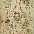 The Four Humours by British Library