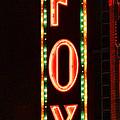 The Fox by Sylvia Thornton