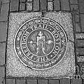 The Freedom Trail Boston by Amazing Jules