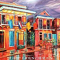 The Frenchmen Hotel New Orleans by Diane Millsap