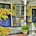 The Front Porch 2 by Jean Goodwin Brooks