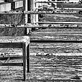 The Front Porch Bw by JC Findley