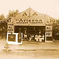 The Gamblers 1914 Lubin The Arizona Summer Theater Tent Tucson Arizona 1914-2008 by David Lee Guss