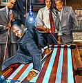 The Game Changers And Table Runners by Reggie Duffie