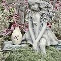 The Garden Fairy by Peggy Hughes