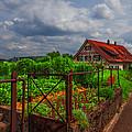 The Garden Gate by Debra and Dave Vanderlaan