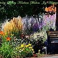The Garden Of Life by Bobbee Rickard