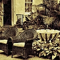 The Garden Room by Jean Goodwin Brooks