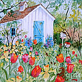 The Garden Shed by Sherri Crabtree