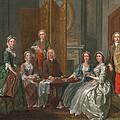 The Gascoigne Family, C.1740 by Francis Hayman