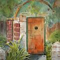 The Gate by Audrey Bunchkowski