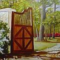 The Gate by Barbara Haviland