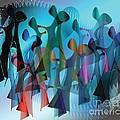 The Gathering by Iris Gelbart