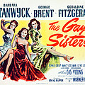 The Gay Sisters, Us Poster Art by Everett
